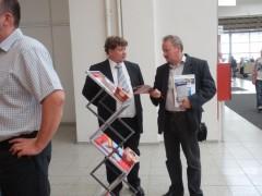 6. Mezinárodní veletrh dopravy a logistiky a Mezinárodní strojírenský veletrh Brno 2011, 7