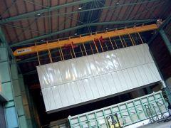 Jednonosníkový mostový jeřáb, GJMJ 5t-5t:23,8m, Signum