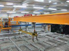 Mostové jeřáby GIGA - mostový jeřáb dvounosníkový GDMJ 3,2t+3,2:14m