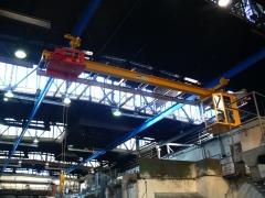 Подвесной металлургический кран GPMJ 5t-9m с кабиной_4450-15_3