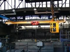 Подвесной металлургический кран GPMJ 5t-9m с кабиной_4450-15_5