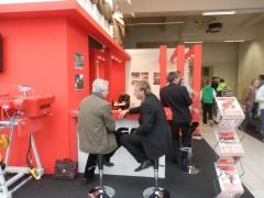 Mezinárodní strojírenský veletrh MSV 2013, Brno, 8