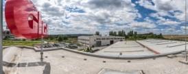 Zahájení provozu v nové výrobní hale GIGA