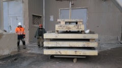 Montáž kladkostrojů - Sterlitamak, Baškortostán