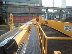 Montáž mostového jeřábu GDMJ 10t, 35m