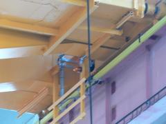 Nové troleje - mostový jeřáb GDMJ 12,5t-27,9m po rekonstrukci