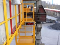 Mostový jeřáb GDMJ 8t/16,5m s kabinou a drapákem pro KOVOHUTĚ Příbram_8