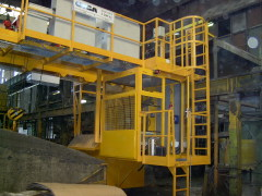 Мостовой кран GDMJ - 3,2 t, 6m, монтаж