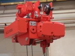 Kladkostroj elektrický lanový jednokolejnicový GHM 5000-20-4-1-9M,J