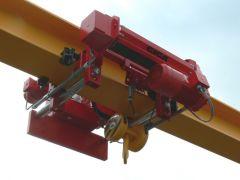 Kladkostroje GIGA - elektrický lanový kladkostroj typ GHM 3201