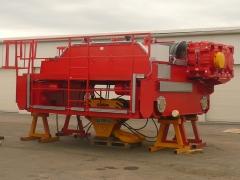 Výroba jeřábu - vrátek GHF 125t