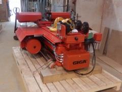 Výroba kladkostrojů GHM 12500 pro Terekty Kazachstán