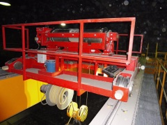 GWF 5t-4-2_4969-17 Rockwool Bohumin_for crane GDMJ 5t-18m with cabin and grab