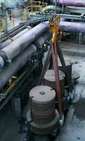 Zkoušky mostového jeřábu GDMJ 80t-12,5t-25,1m