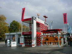 1. Mezinárodní veletrh dopravy a logistiky a Mezinárodní strojírenský veletrh Brno 2001