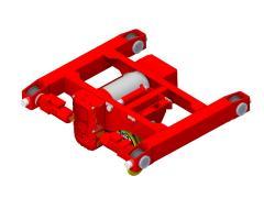 Elektrický lanový kladkostroj dvoukolejnicový, typ GHM 8000-20-4/1-6M,D_4760