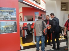 6. Mezinárodní veletrh dopravy a logistiky a Mezinárodní strojírenský veletrh Brno 2011, 9