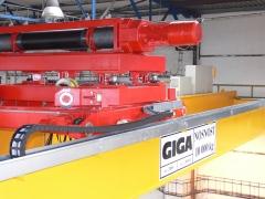 Magnetový jeřáb GDMJ 10t/17,12m s otočnou kočkou_04