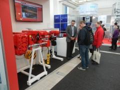 Mezinárodní strojírenský veletrh Brno 2016 - GIGA
