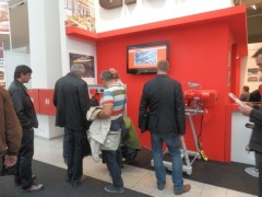 Mezinárodní strojírenský veletrh MSV 2013, Brno, 14
