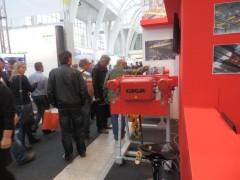 Mezinárodní strojírenský veletrh MSV 2013, Brno, 17