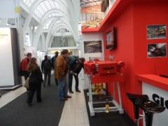 Mezinárodní strojírenský veletrh MSV 2013, Brno, 5