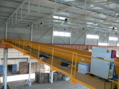 Nový rozvaděč - mostový jeřáb GDMJ 12,5t-27,9m po rekonstrukci