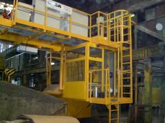 Mostový jeřáb GDMJ - 3,2 t, 6m, montáž