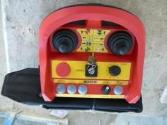 Radio ovládání s odměřováním